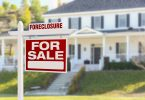 facing foreclosure
