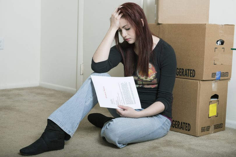 how to get out of foreclosure